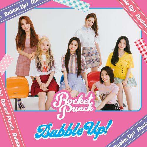 Japan Debut Mini Album「Bubble Up ! 」(初回限定盤A+初回限定盤B+通常盤 3形態セット)【特典アザージャケット ヨンヒver.】