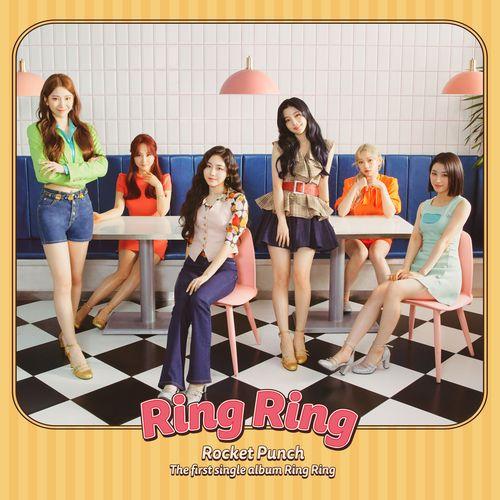 【輸入盤】1st Single Album「Ring Ring」
