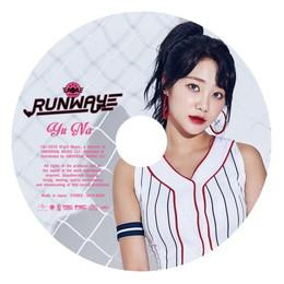 2nd ALBUM『RUNWAY』≪初回限定盤ピクチャーレーベル(YUNA)≫