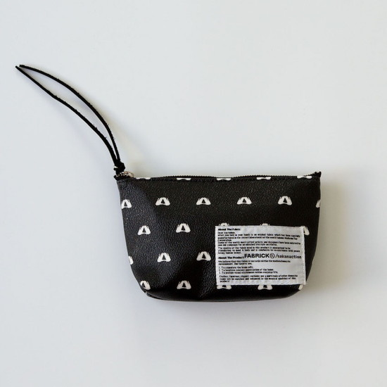 FABRICK × sakanaction POUCH(HAND SIGN)