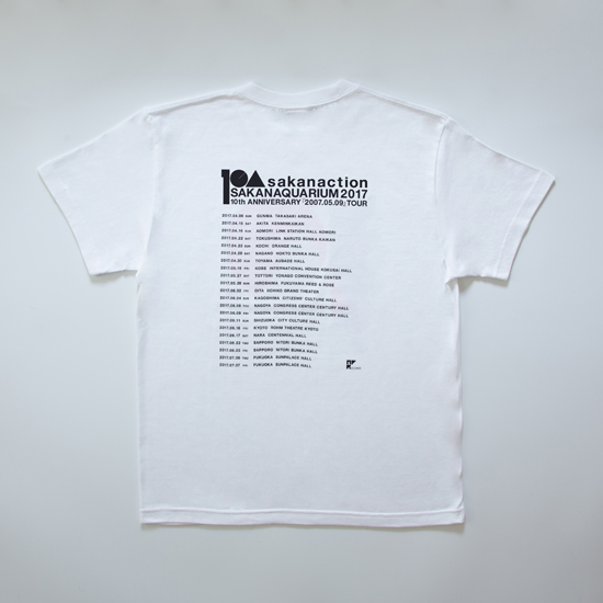 10th TOUR SCHEDULE TEE