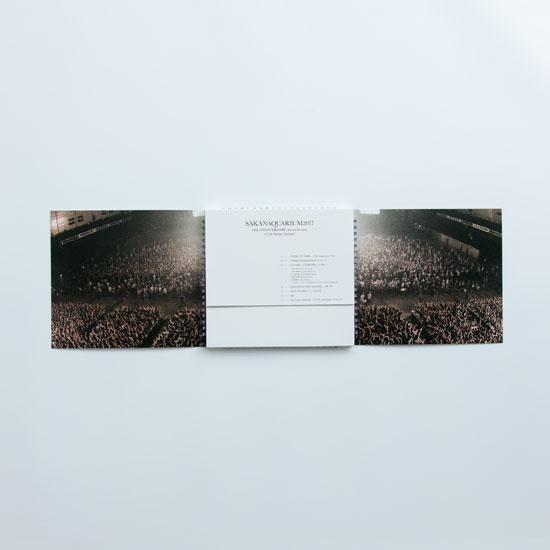 [SAKANAQUARIUM2017 10th ANNIVERSARY] Tour Booklet