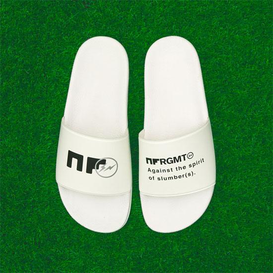 NF × fragment  Sandal