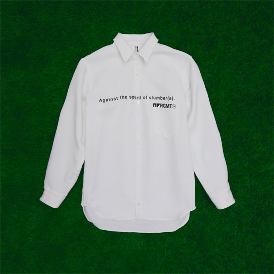 NF×fragment Shirt