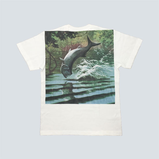 魚図鑑 TEE
