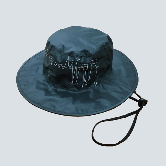 BPM HAT -UV&RAIN PACKABLE-