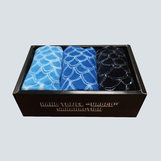 UROCO GRADATION HAND TOWEL SET