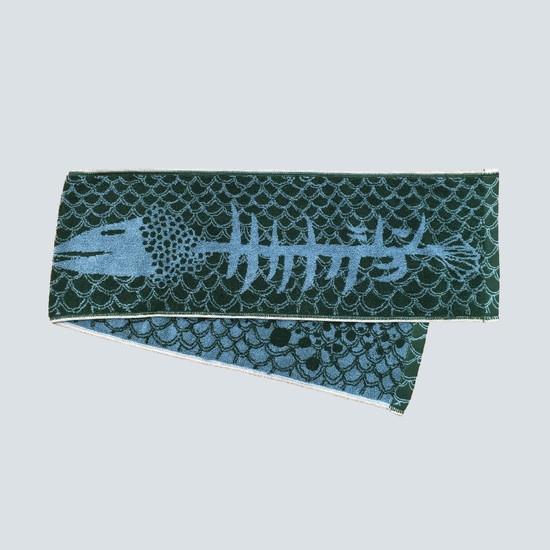 MUFFLER TOWEL UROCO G/B