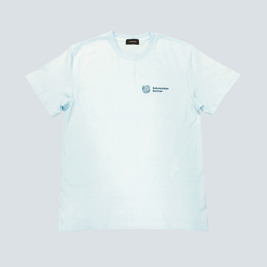 Sakanazukan Seminar TOUR TEE(Light Blue)