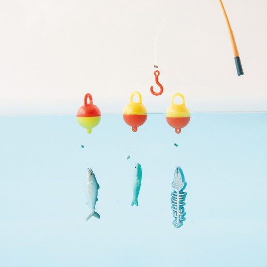 sakanaction BATH POWDER & FISHING TOYS
