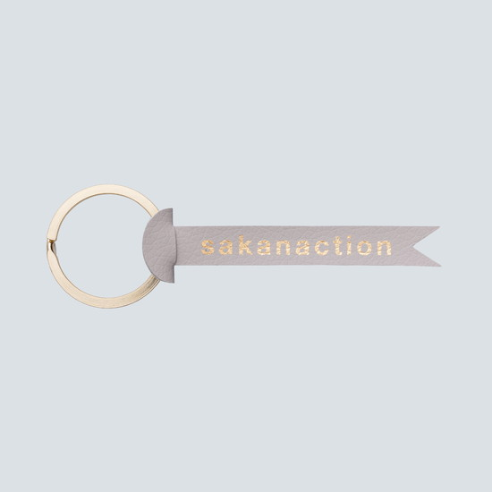 FABRICK × sakanaction KEYRING