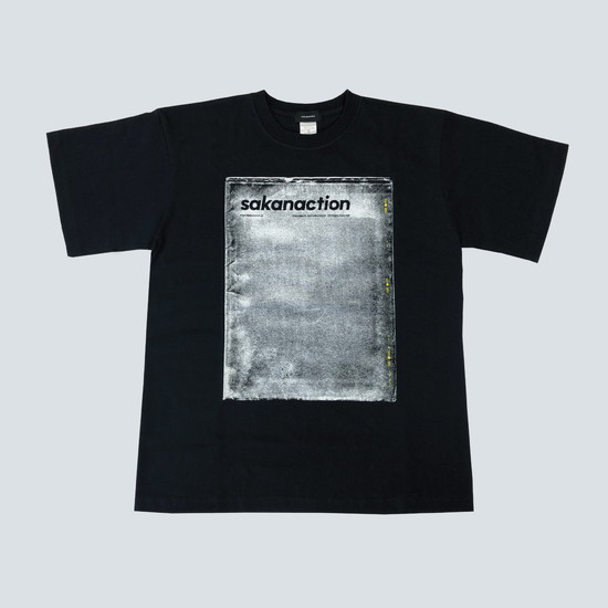 TABLOID TEE/Black