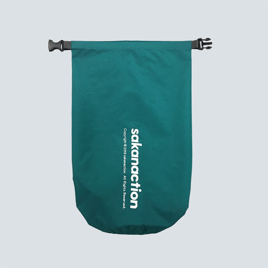 sakanaction STUFF BAG