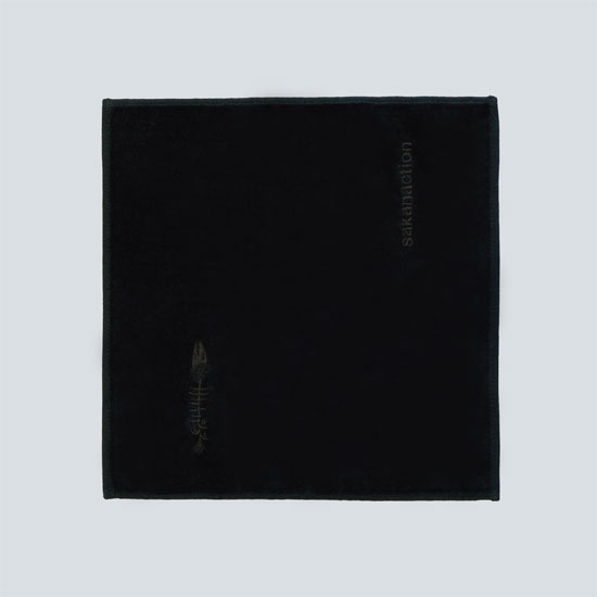 sakanaction HAND TOWEL