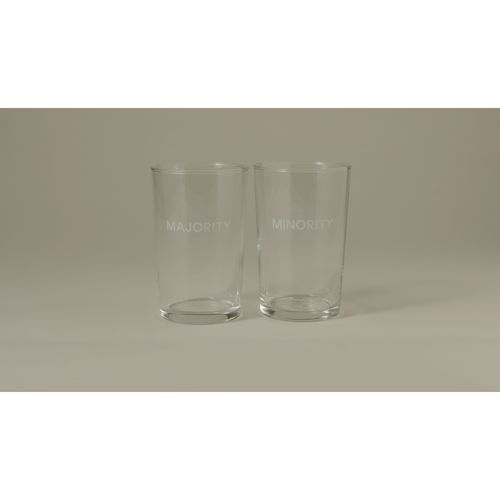 M/M GLASS SET