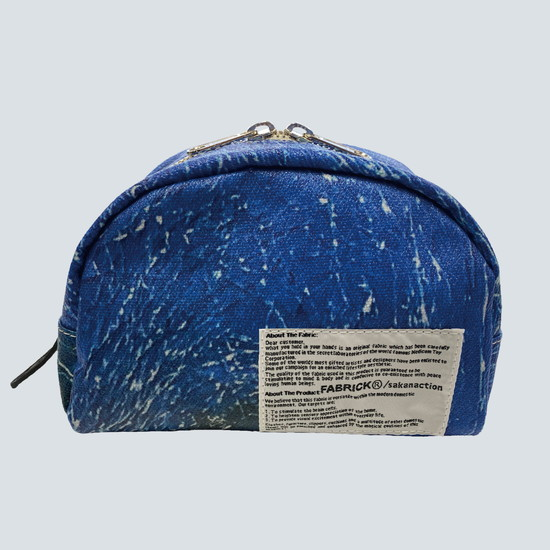 FABRICK×sakanaction 834.194 TRAVEL POUCH