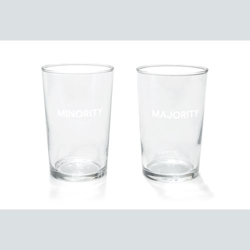 M/M GLASS SET