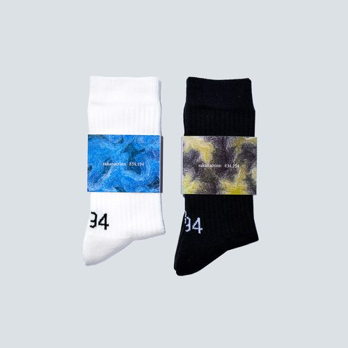 CHICSTOCKS × sakanaction 834.194 SOCKS SET