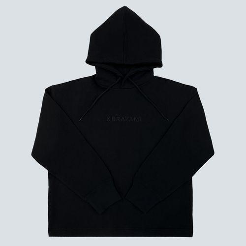 KURAYAMI HOODIE/Black