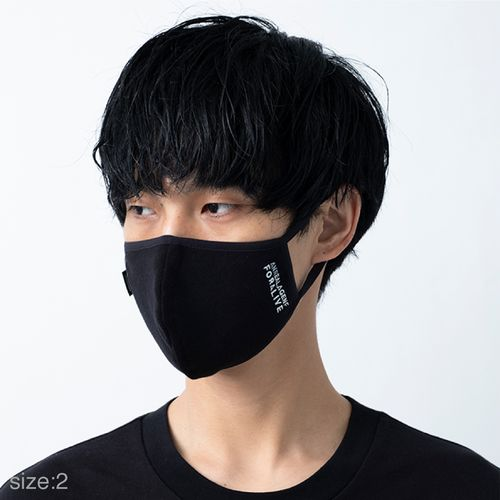 ANREALAGENF × 暗闇 FLUTECT MASK/Black