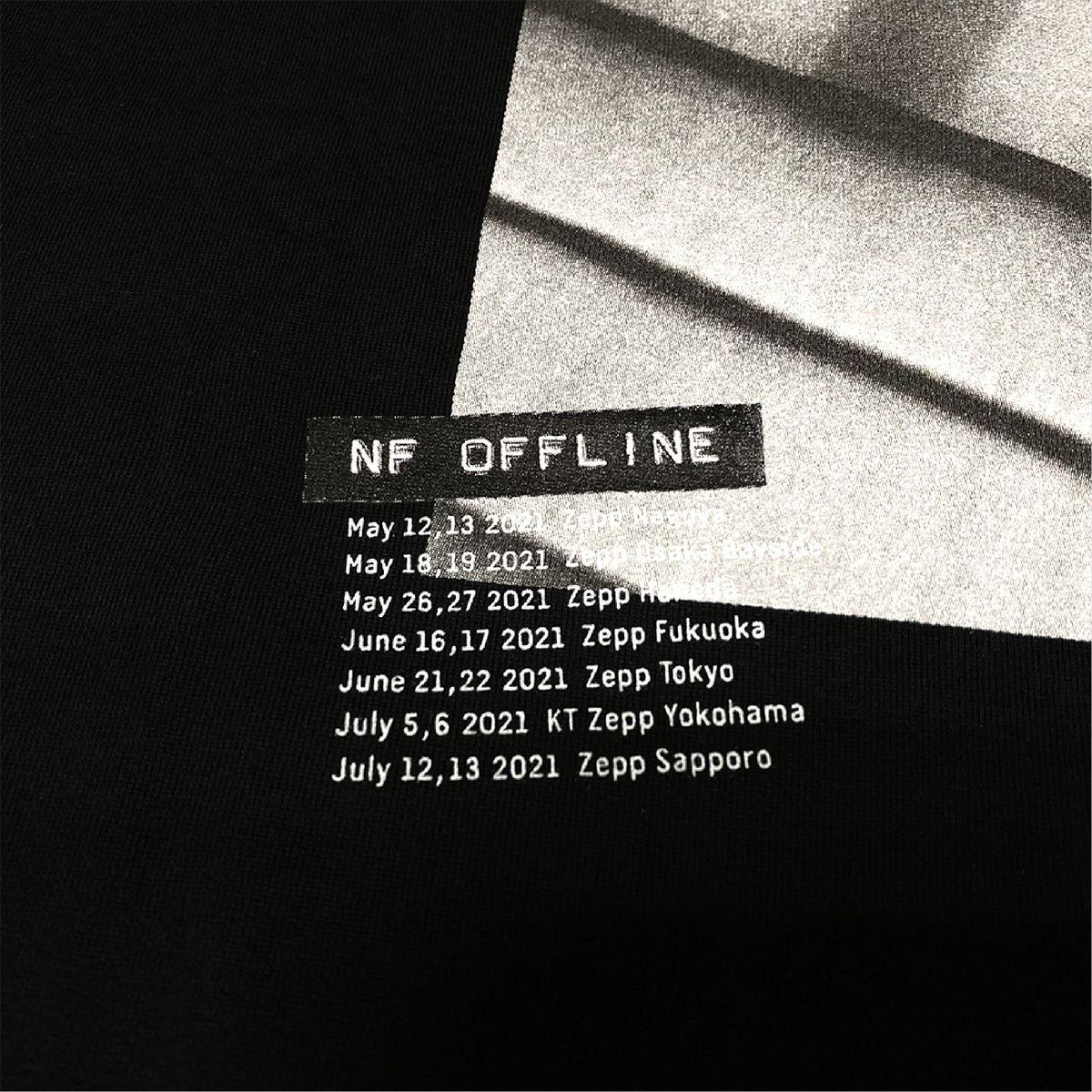 NF OFFLINE FLUTECT TEE (UNISEX)