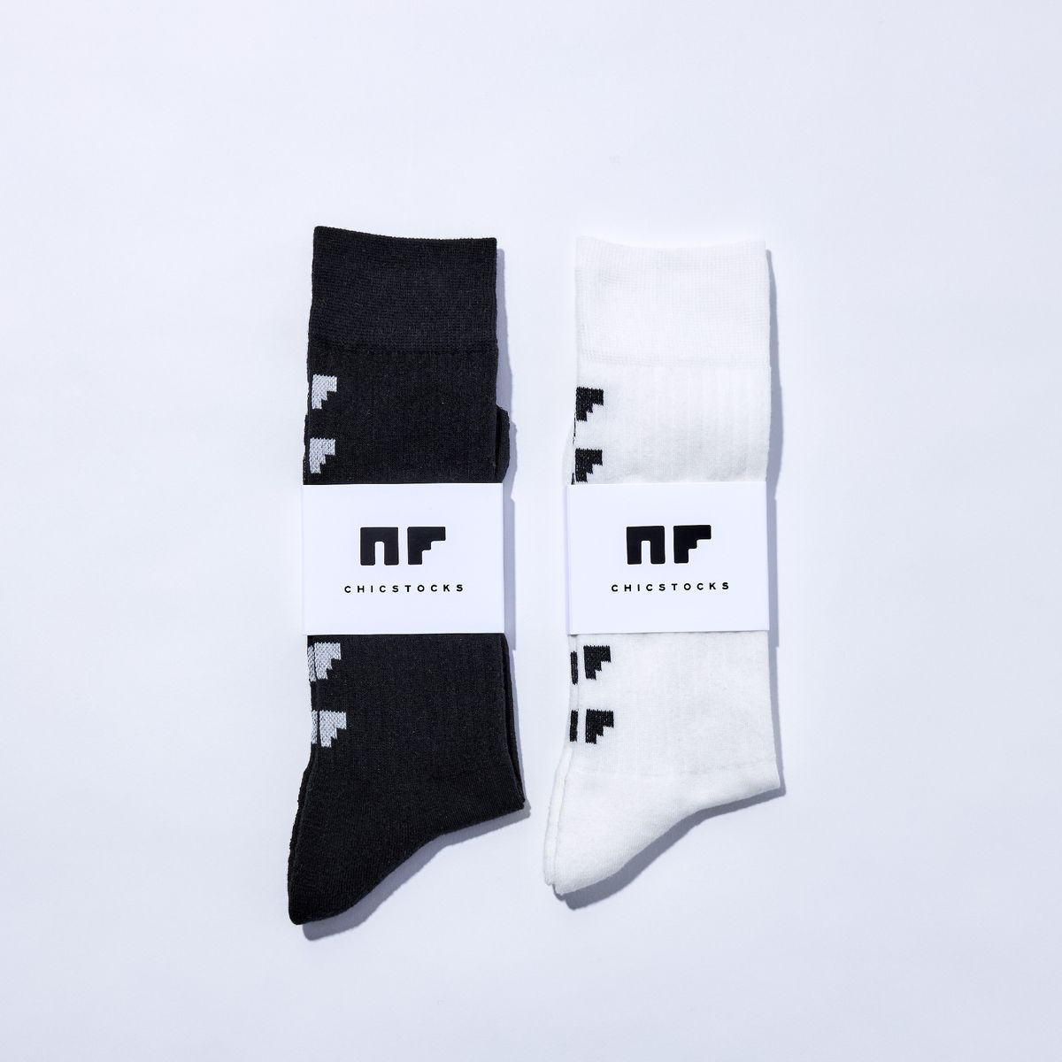 CHICSTOCKS × NF SOCKS SET