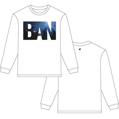 【通常配送】BAN ロングスリーブTシャツ A