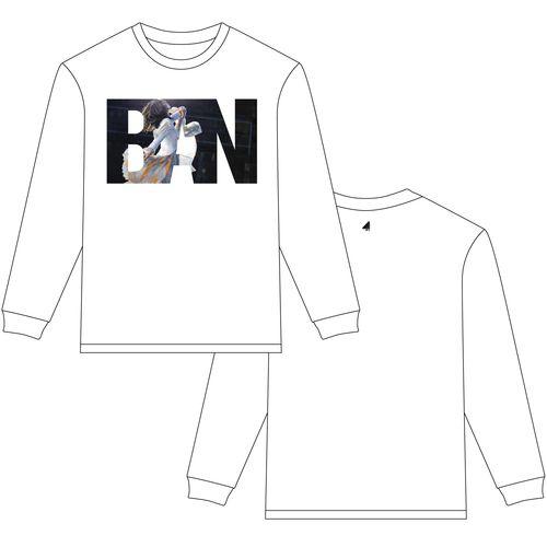 【通常配送】BAN ロングスリーブTシャツ B