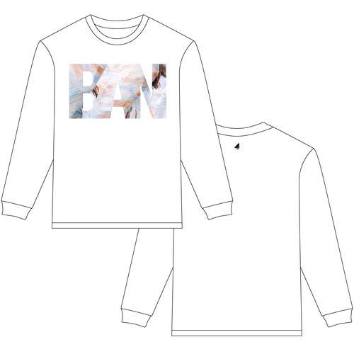 【通常配送】BAN ロングスリーブTシャツ C