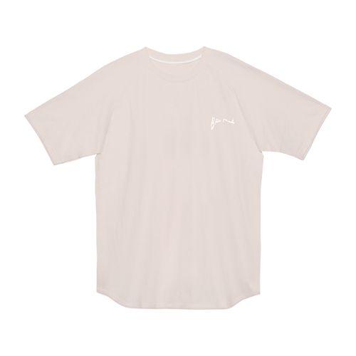 【通常配送】BAN Tシャツ/サンドベージュ