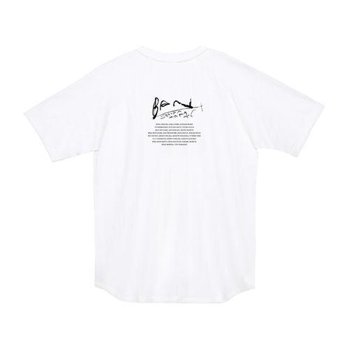 【通常配送】BAN Tシャツ/ホワイト