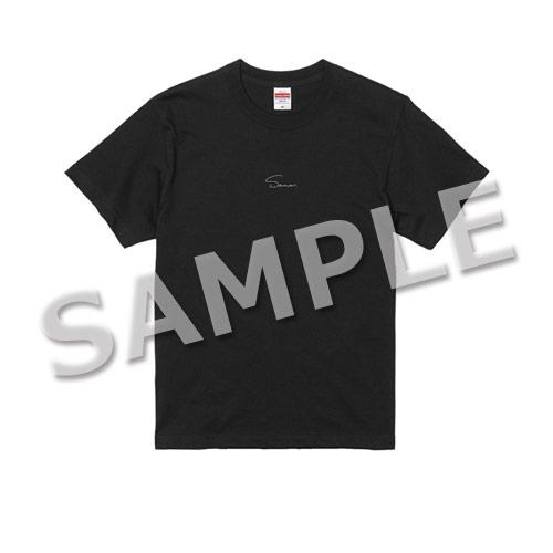 【佐奈宏紀】sana Tシャツ(黒)