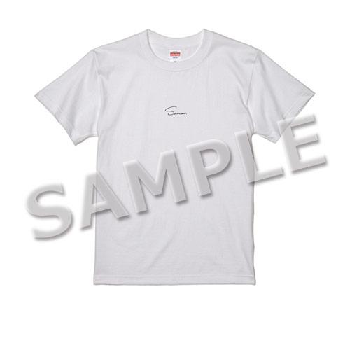 【佐奈宏紀】sana Tシャツ(白)