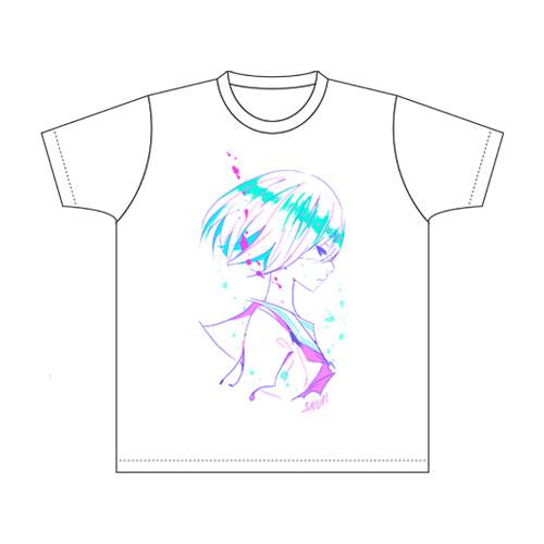 【さユり】Tシャツ(白)