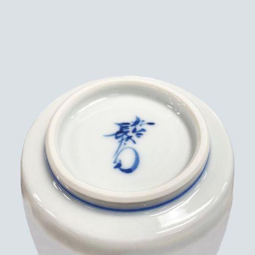 上出長右衛門窯 × sakanaction 湯呑 笛吹(サカナクション)