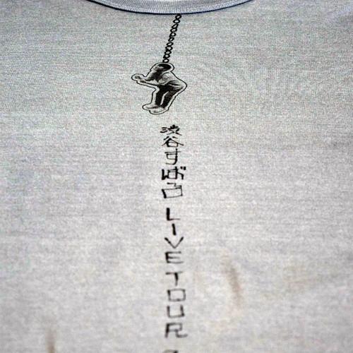 ビッグシルエットTシャツ【LIVE TOUR 2020「二歳」】