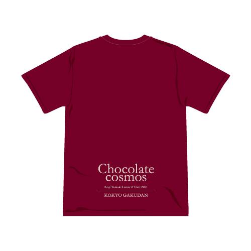 故郷楽団~Chocolate cosmos ツアーTシャツ<チョコレートコスモス>