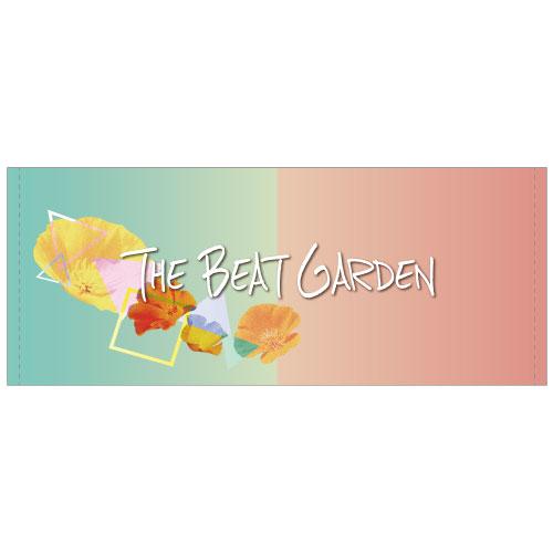 THE BEAT GARDEN オリジナルグラフィックタオル