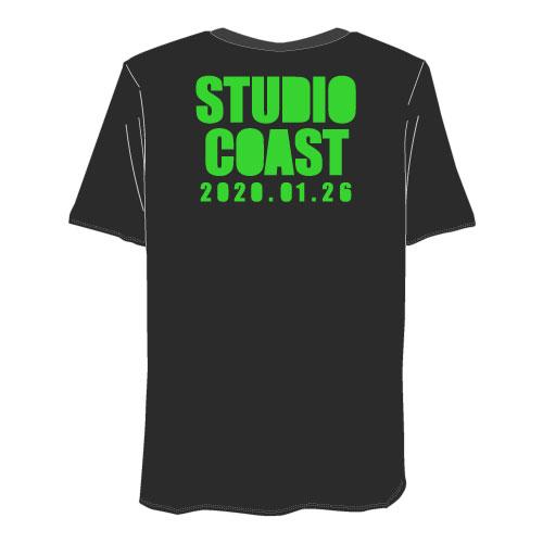 THE NEST 2020 蓄光Tシャツ