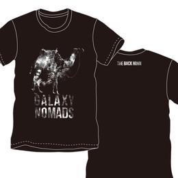 銀河遊牧民(銀河)Tシャツ
