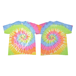 銀河遊牧民Tシャツ【Rainbow】