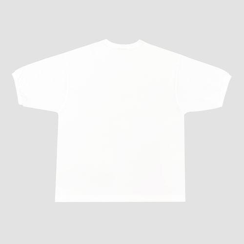 パフスリーブTシャツ/ホワイト