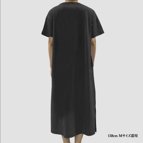 ワンピースTシャツ/ライトブルー