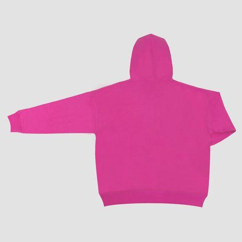 ジップアップパーカー/ピンク