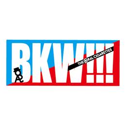 BKW!!!タオル【水色/赤】