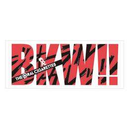 BKW!!カタカナコラボタオル