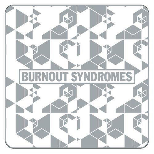 【BURNOUT SYNDROMES】白銀ハンドタオル