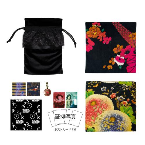 【LOVIN produce】歴代ステージ衣装クロスセット(証拠写真付き)