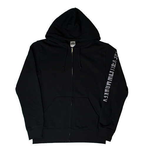 DOME TOUR ZIP UP パーカー