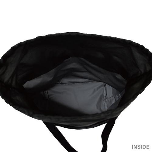 コーデュロイランチバッグ